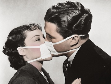 please do not kiss the cancer patient